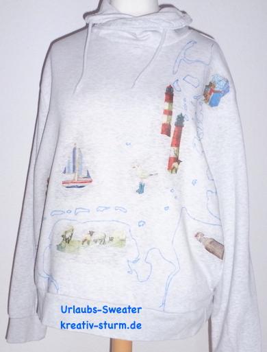 Urlaubs-Sweater