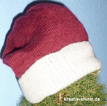 Nikolaus-Mütze